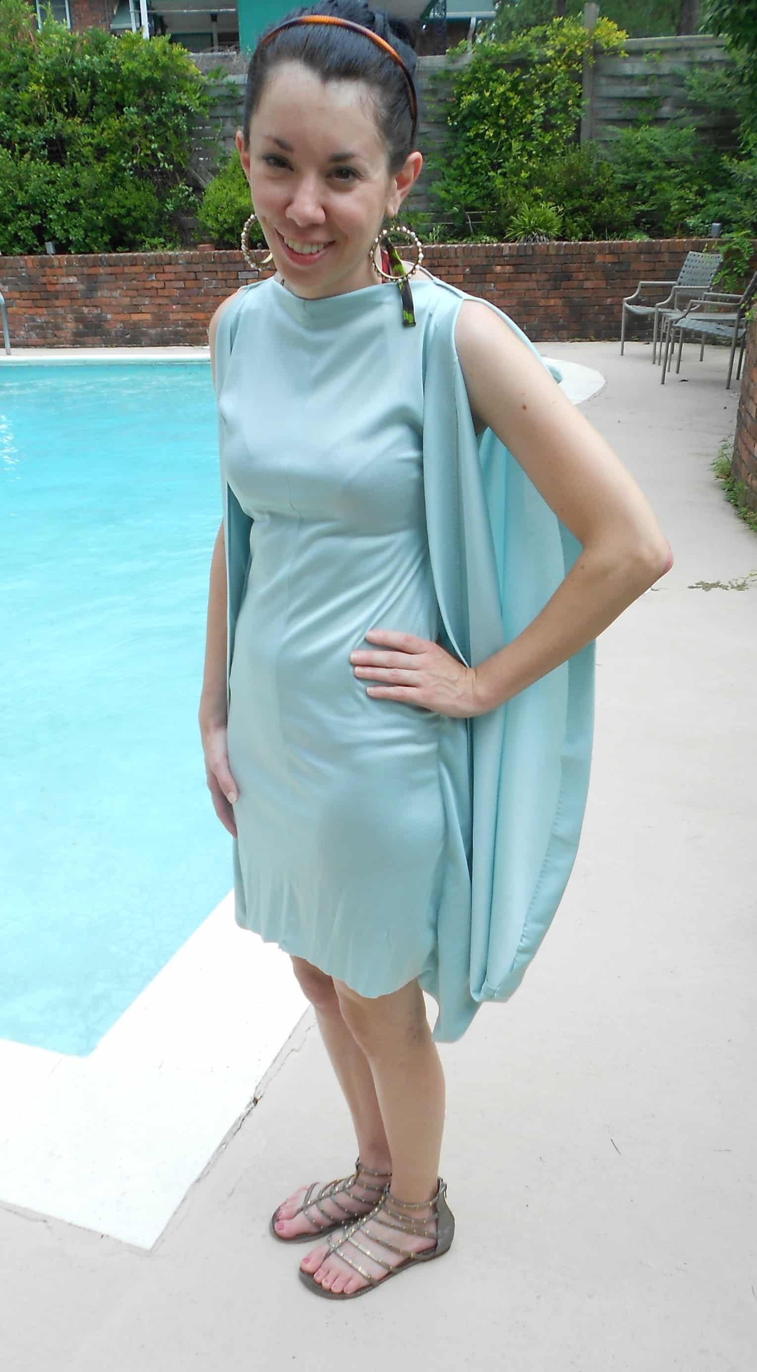 Day 359:  Scrap-Busting Dress 11