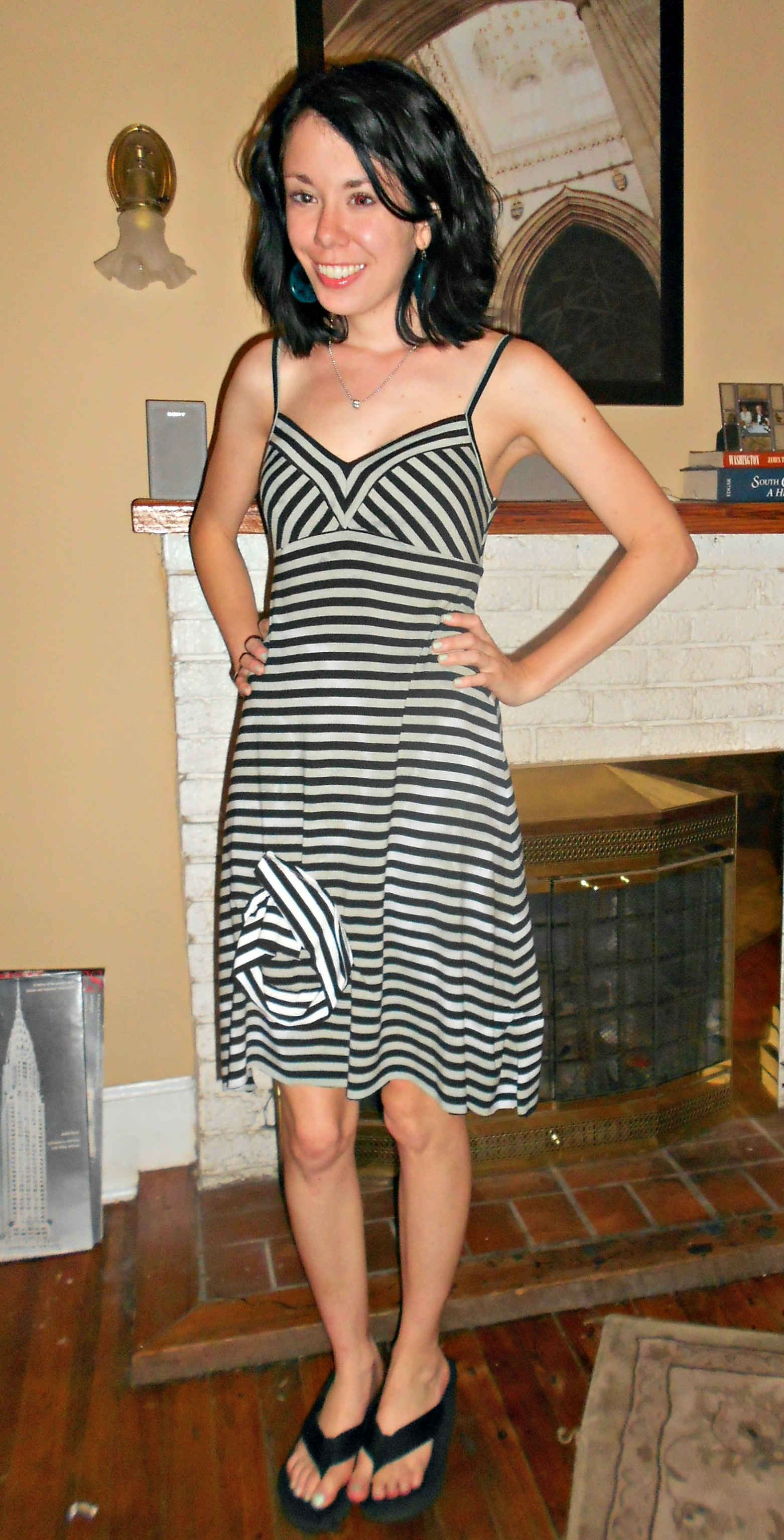Day 338: Spoleto Dress 16