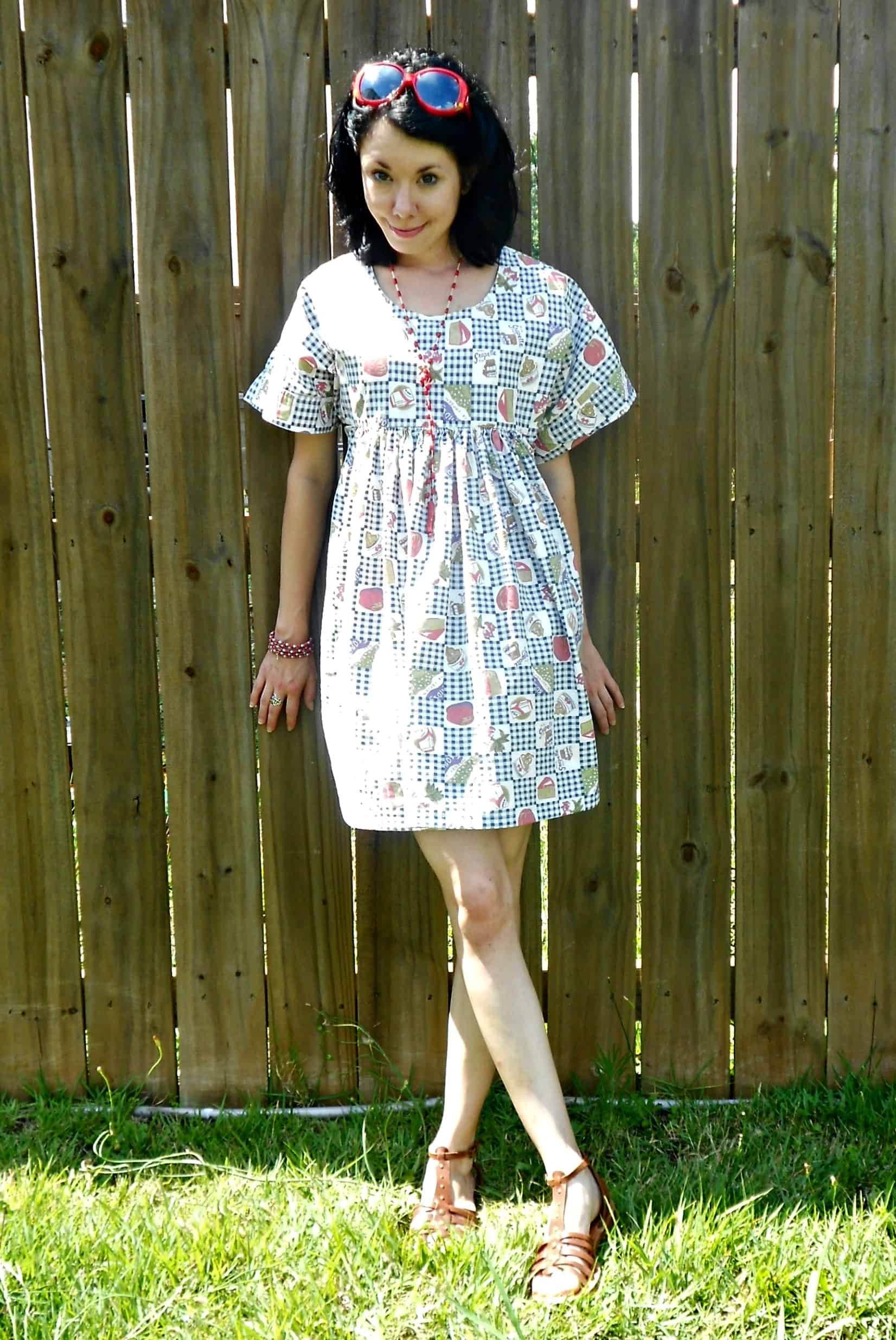Day 343: Fab Foodie Dress 9