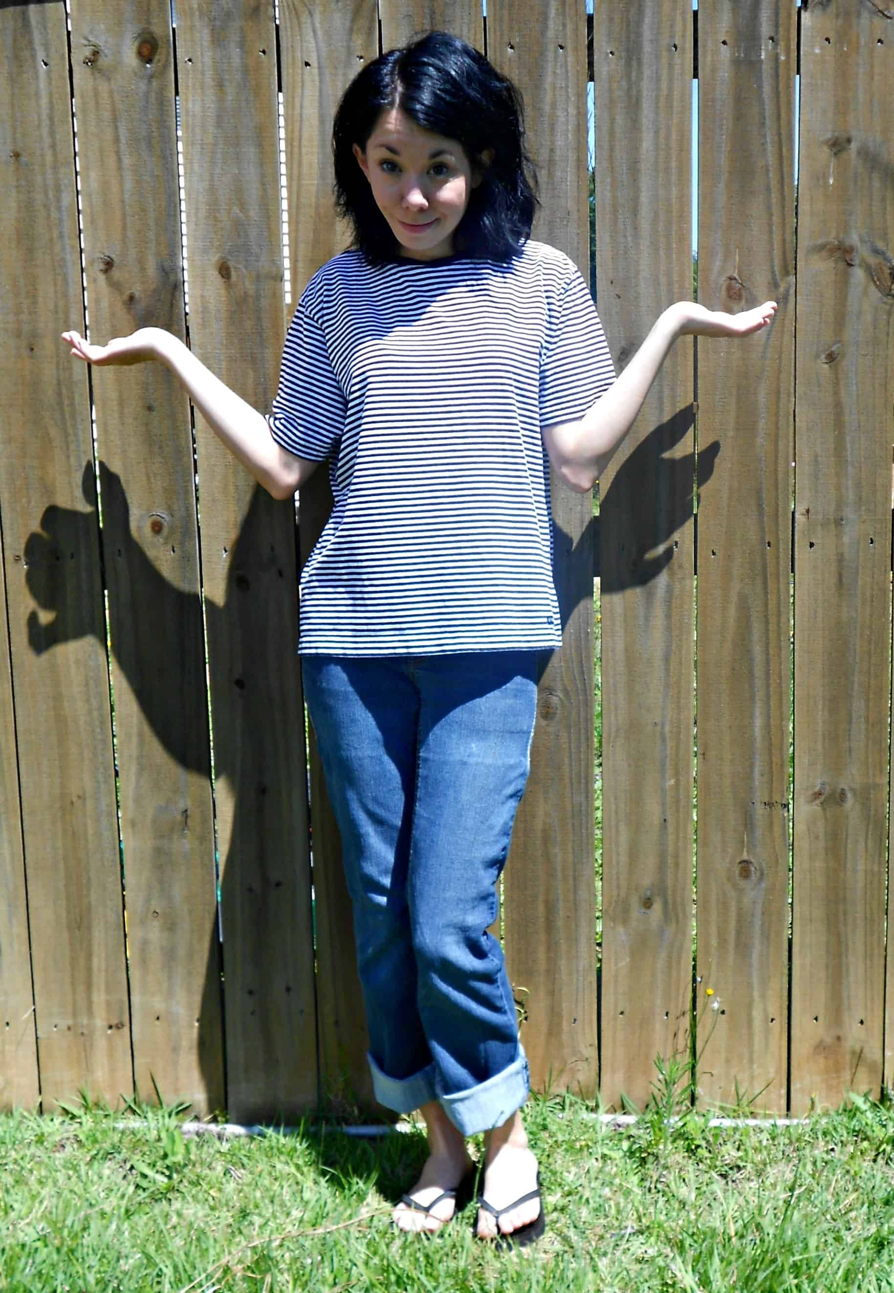 Day 350: Charity Shop Chic Top 4