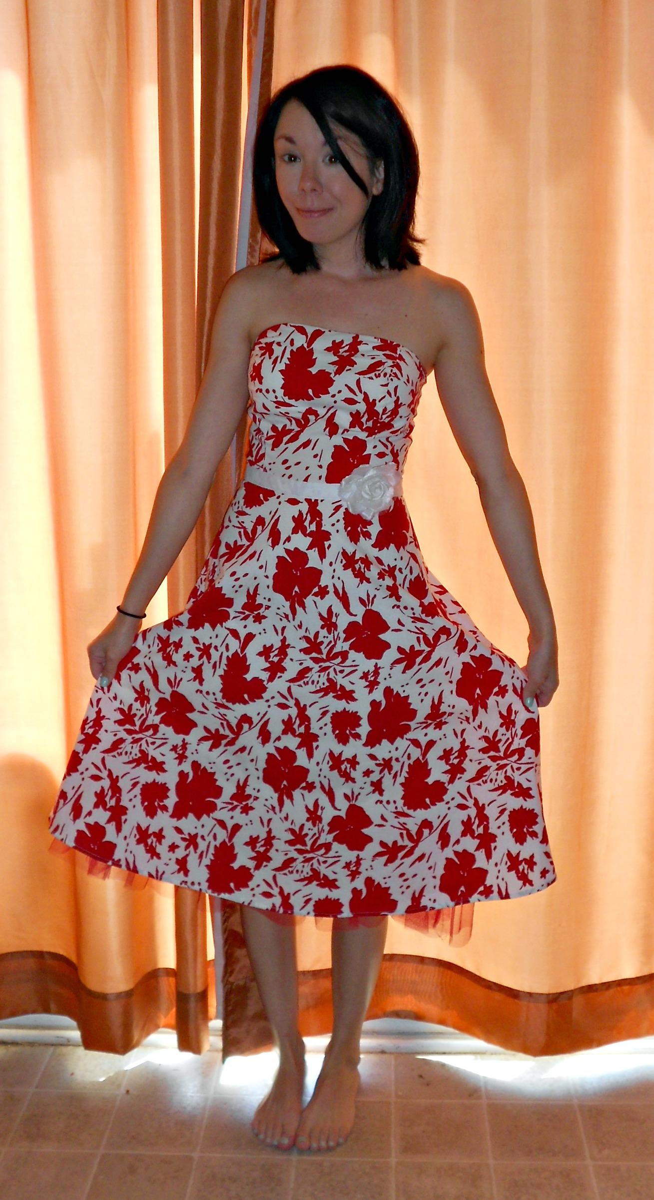 Day 338:  Spoleto Dress 2