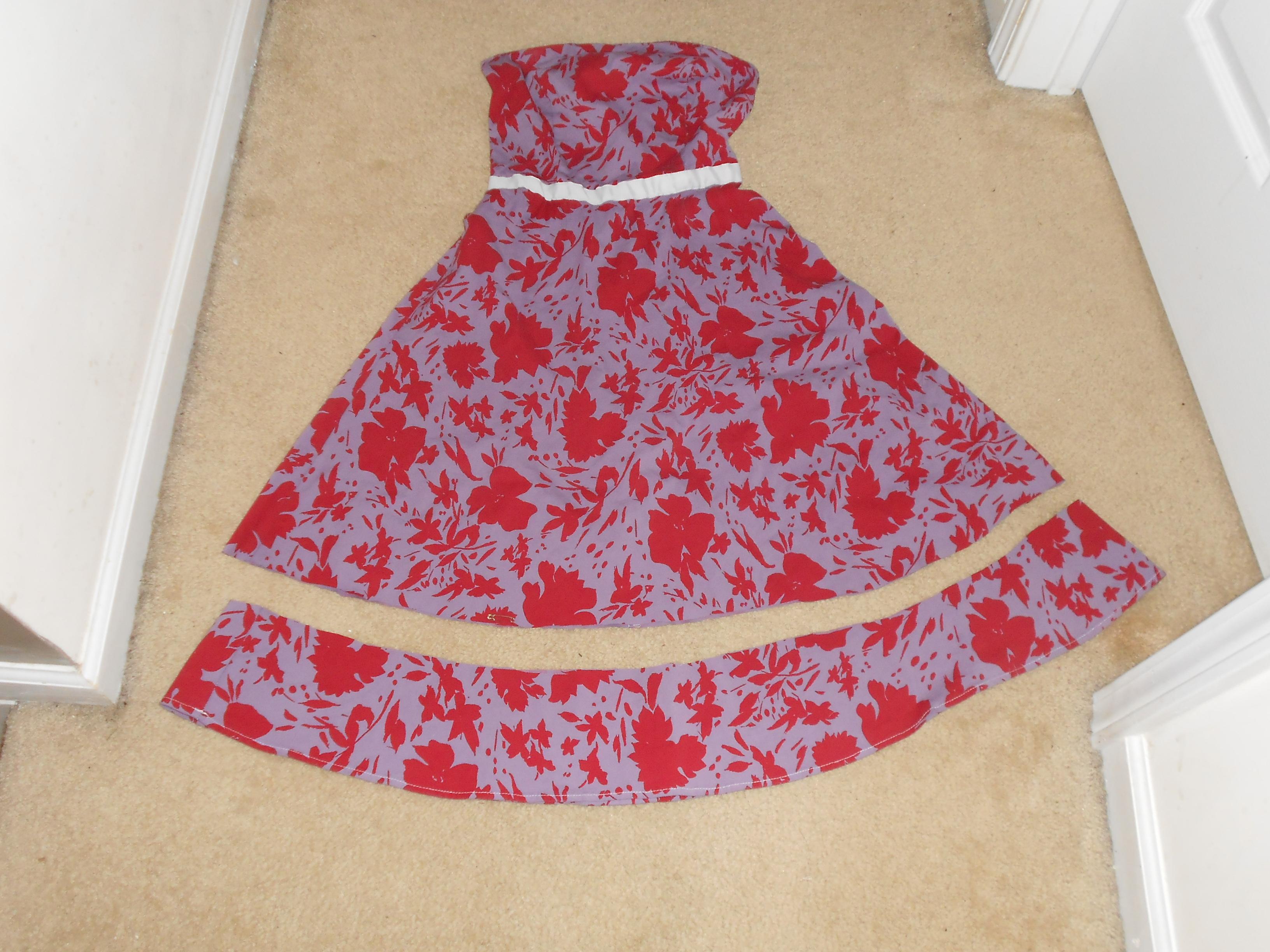 Day 338:  Spoleto Dress 6