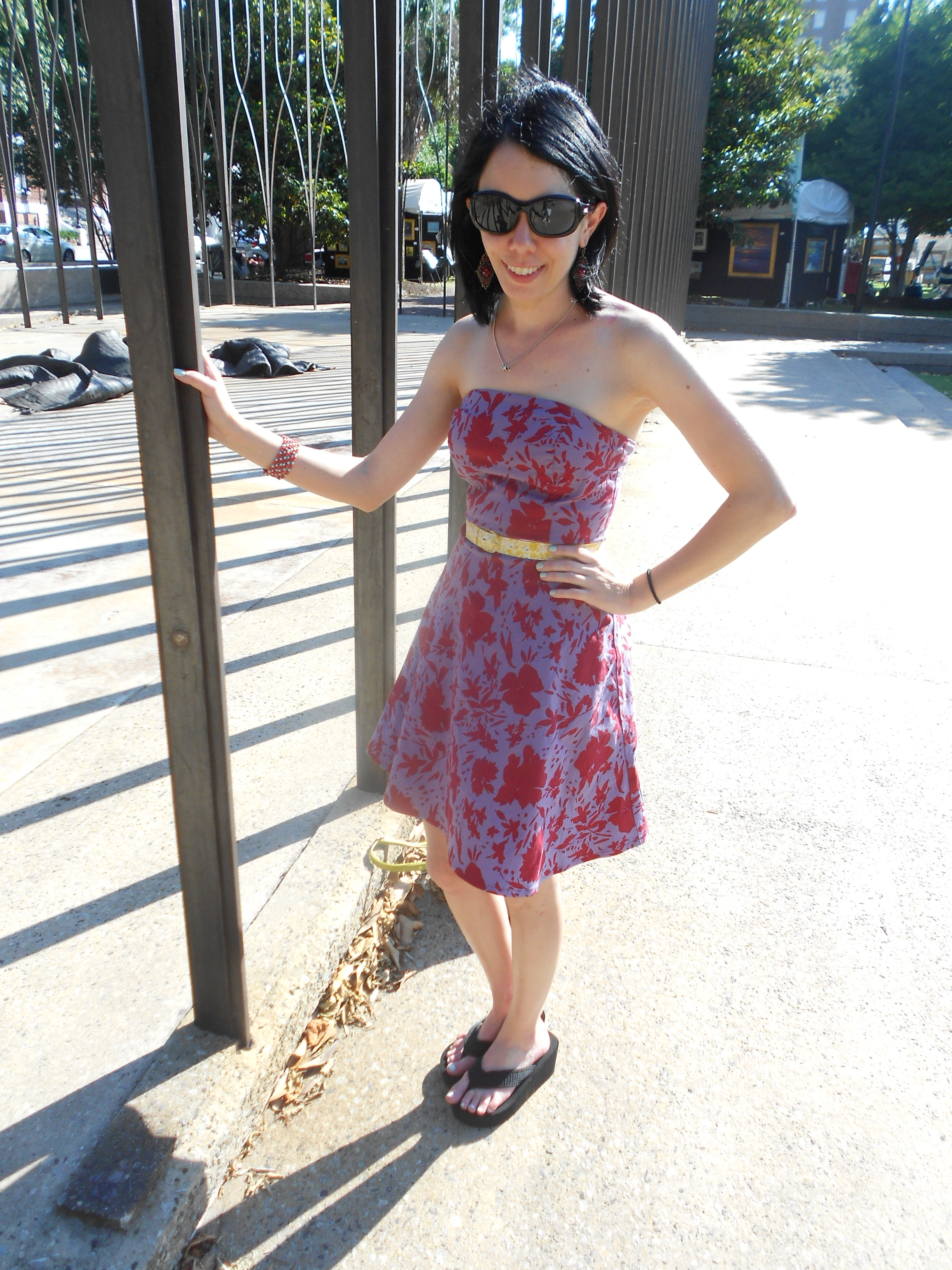 Day 338: Spoleto Dress 9