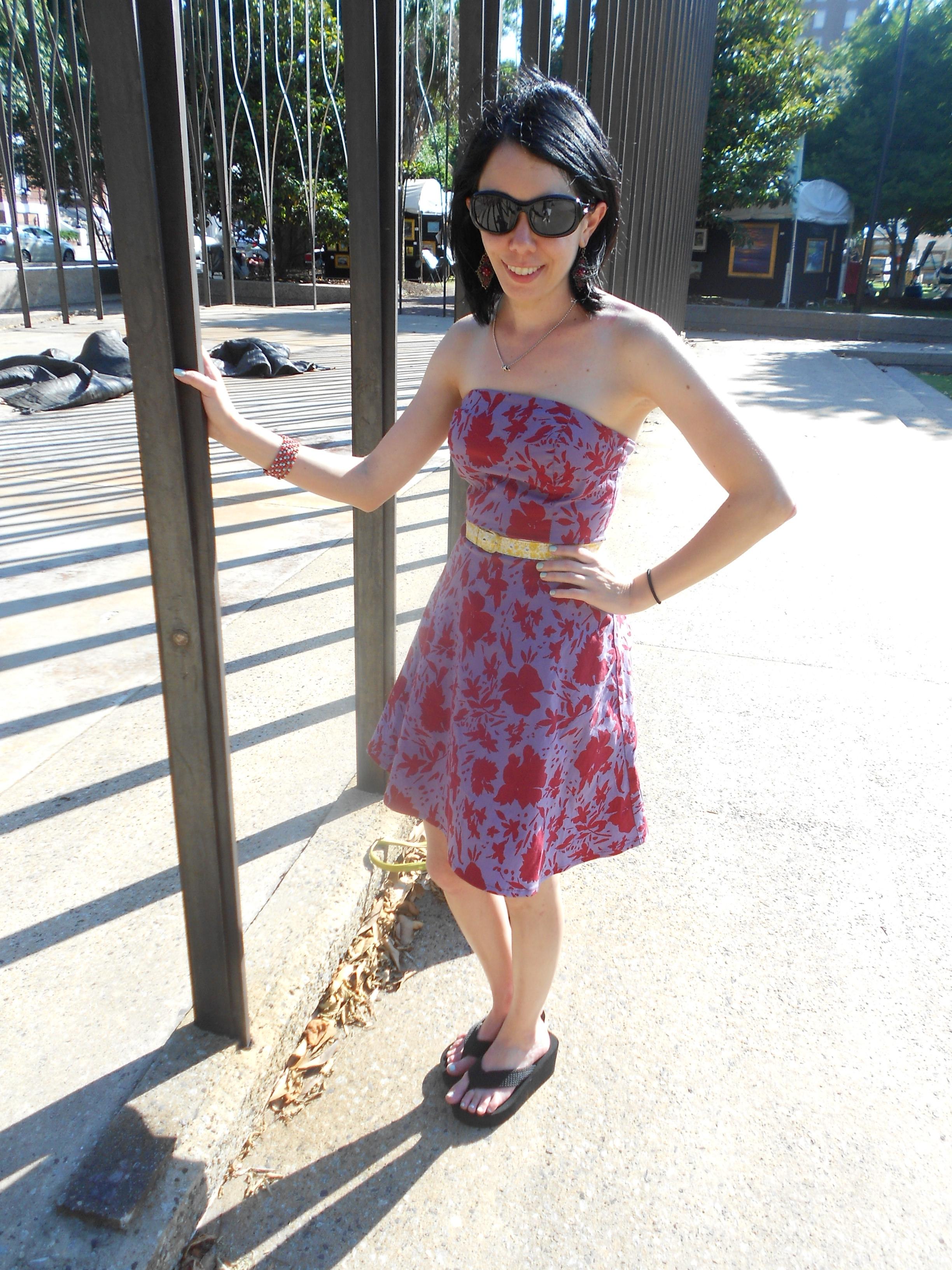 Day 338:  Spoleto Dress 9