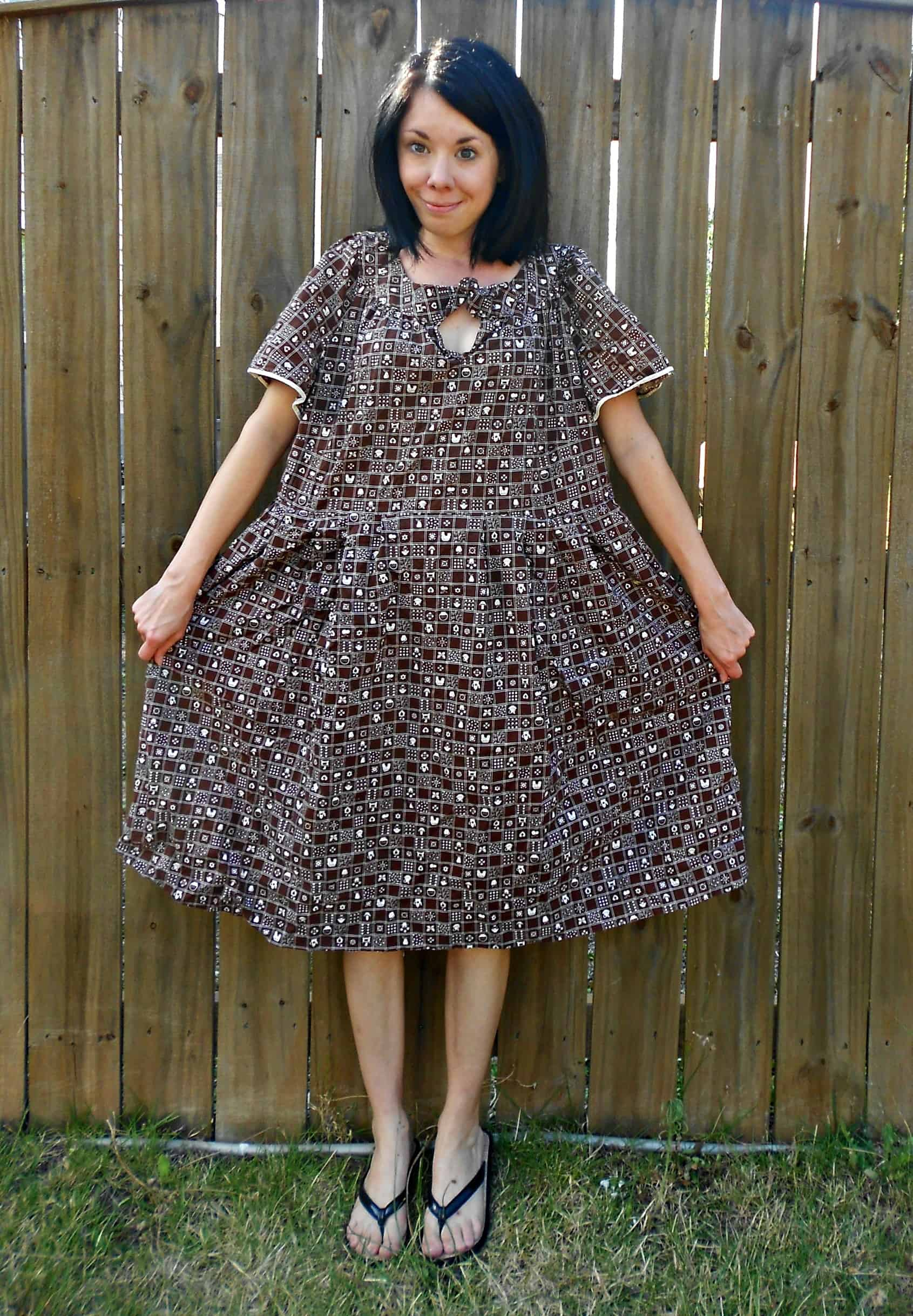 Day 365:  Kitschy Dress 2