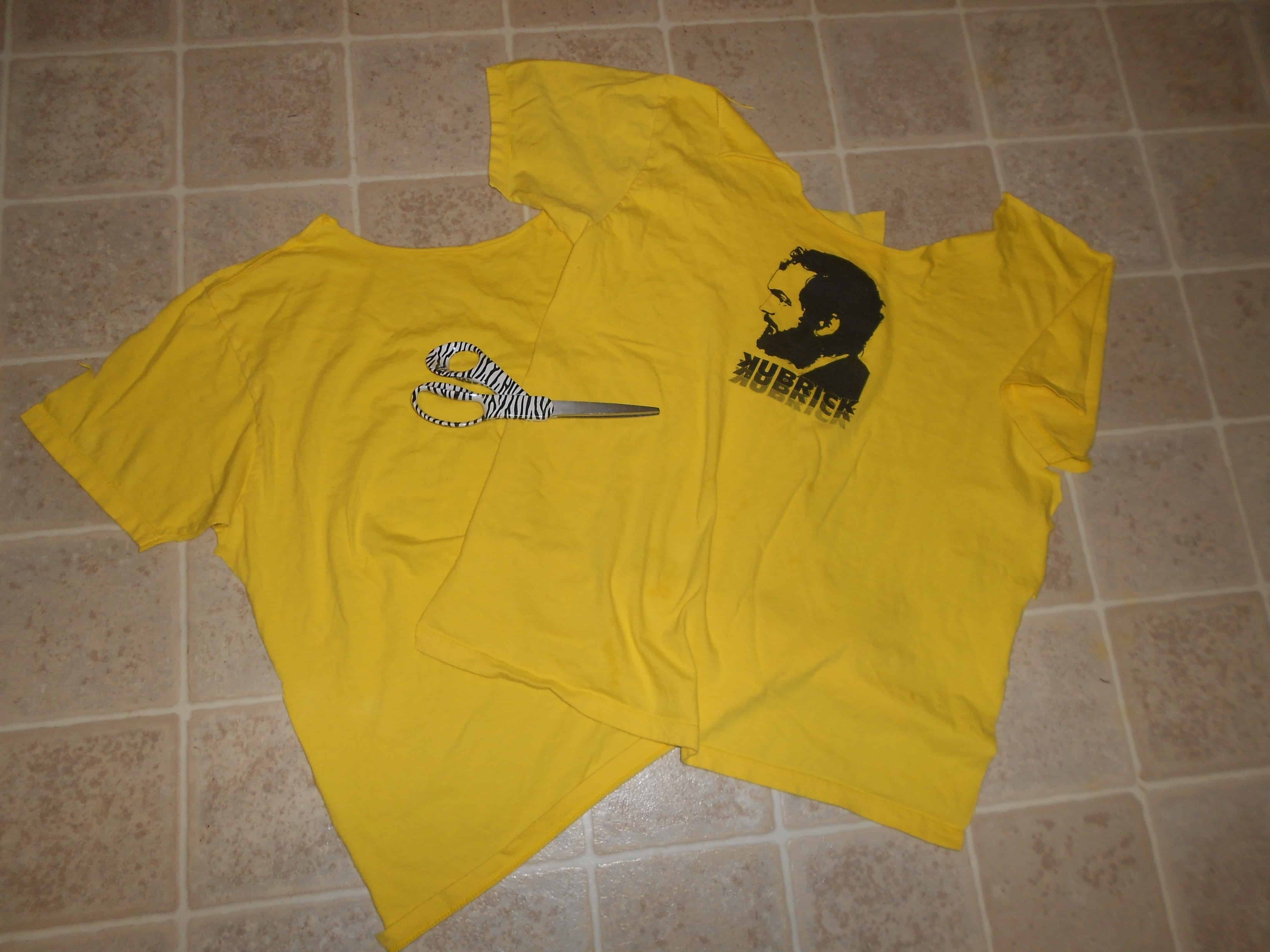 Jersey Tank from Old Tees! 3