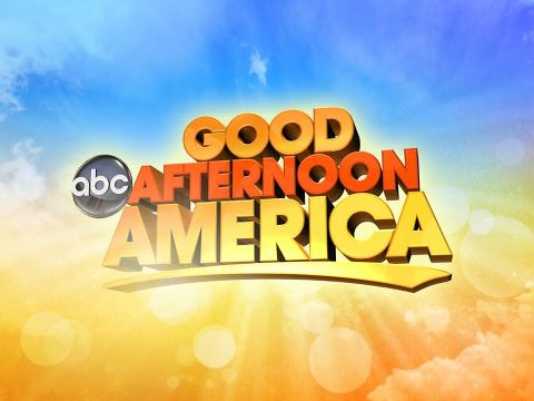 good afternoon america logo