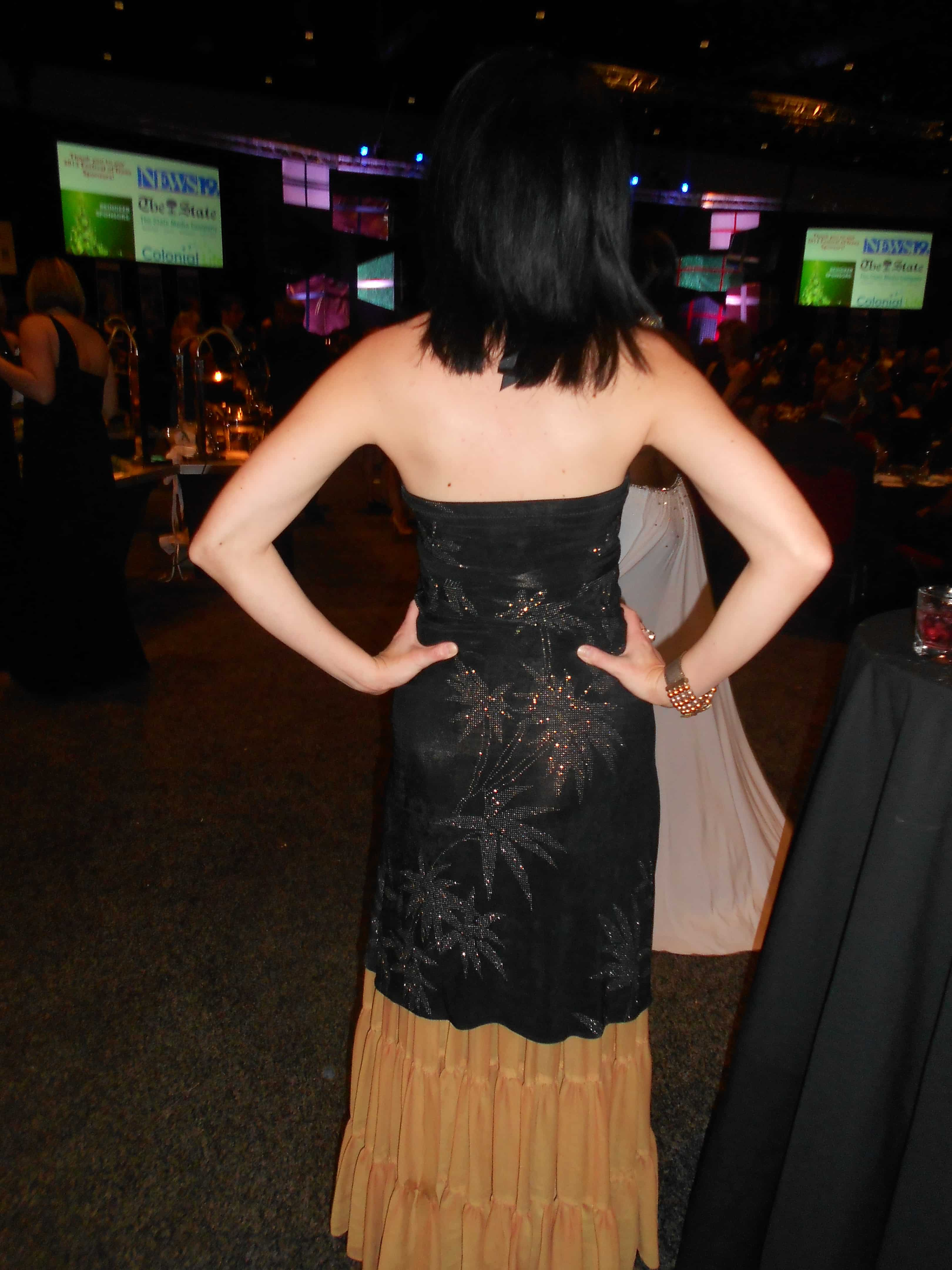 Festival of Trees Gala Dress 15