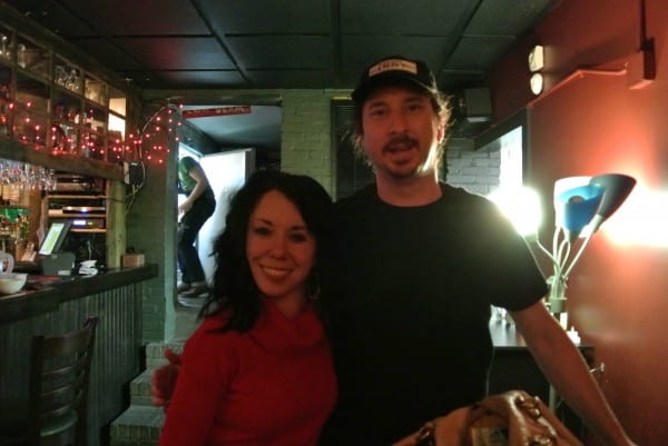 Jillian and Joe Turkaly