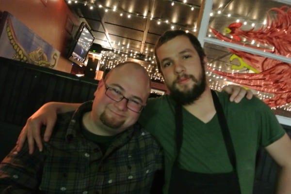 Dan and David