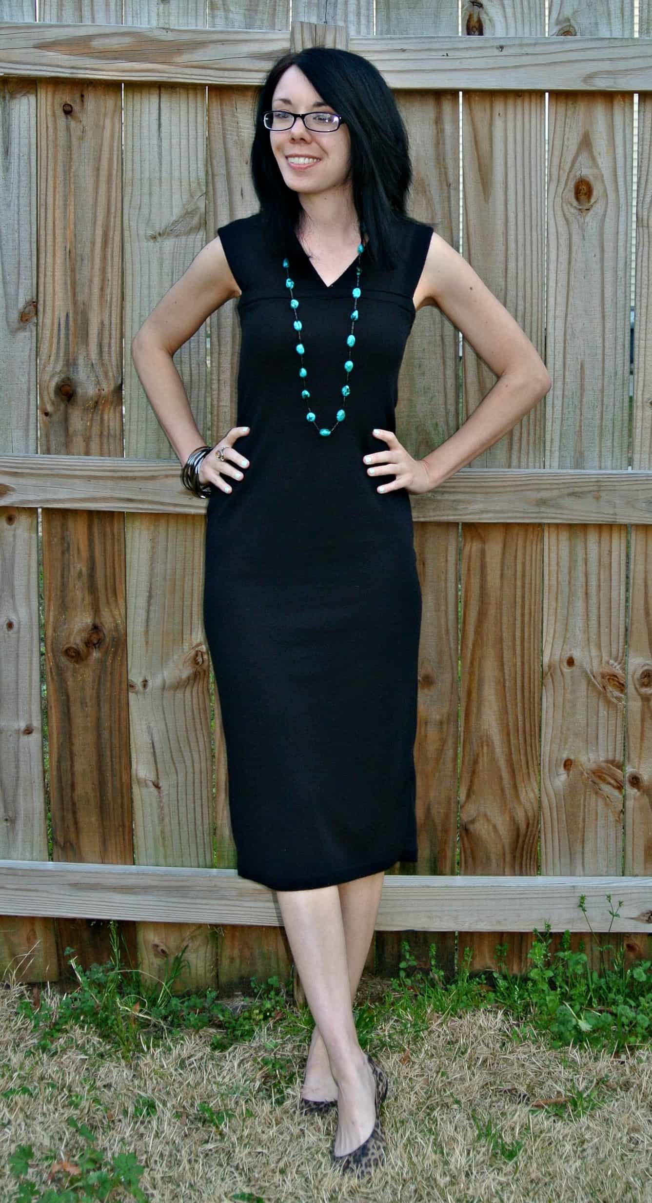 The Perfect Little Black Dress 20