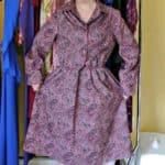 A Notable No-Sew Dress!