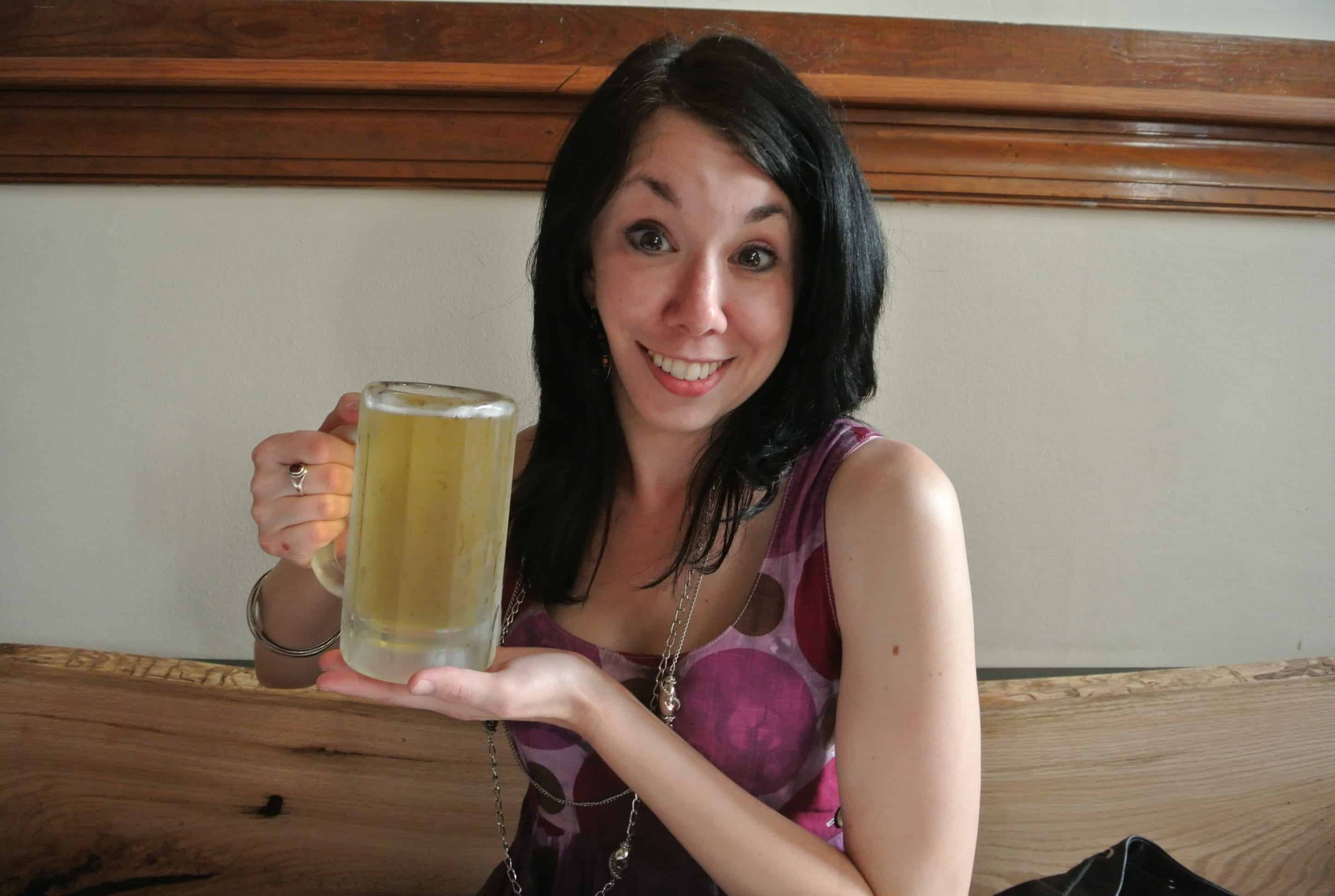 Mead!  It's all you need!  :)