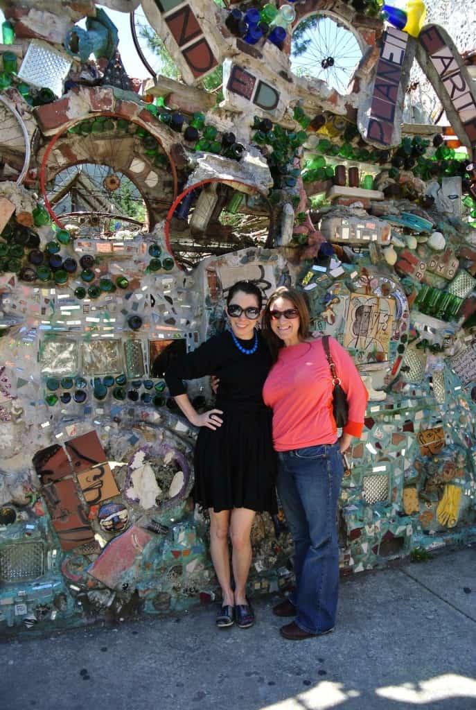 Jillian and Heather