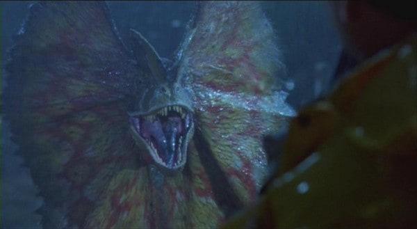 Didja happen to see Jurassic Park? :)