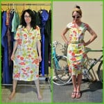 Wannabe Wednesday:  A Lilly Pulitzer-Inspired Refashion