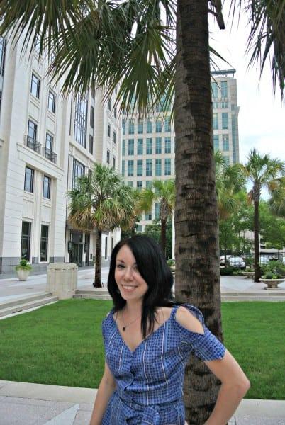 I like palmetto trees.  So sue me.