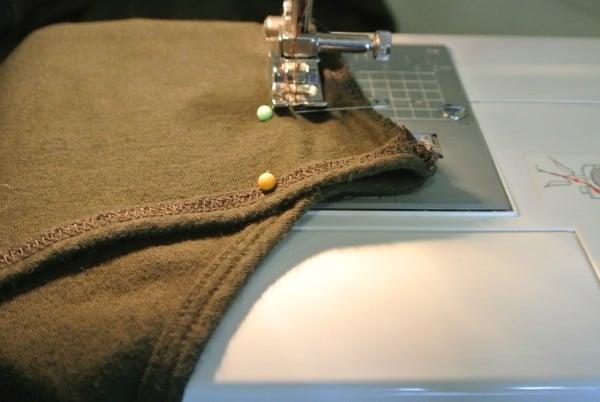 Stitch me one!  Stitch me twice!  Come on pretty baby...stitch me deadly!  :P
