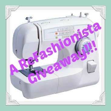 Q&A Monday:  A Pay it Forward Sewing Machine Giveaway! 10