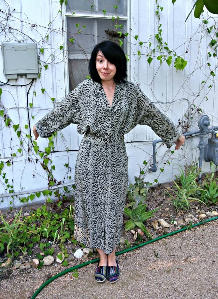 refashionista Thrifting in Austin, TX (and a Dress Refashion!) after