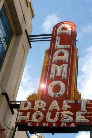 Meet Me at the Alamo Drafthouse! 1