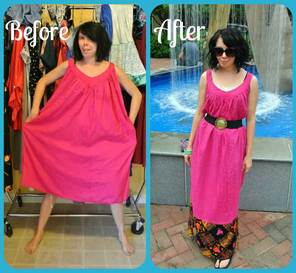 From Muumuu to Maxi Dress 10