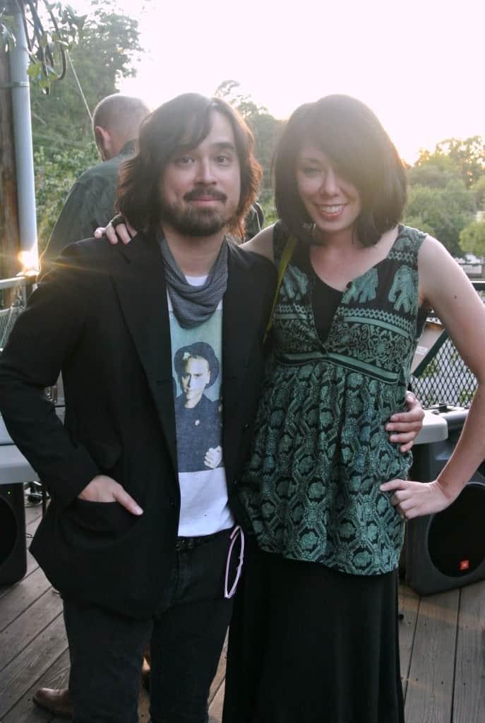 Jillian Owens and Michael Krajewski