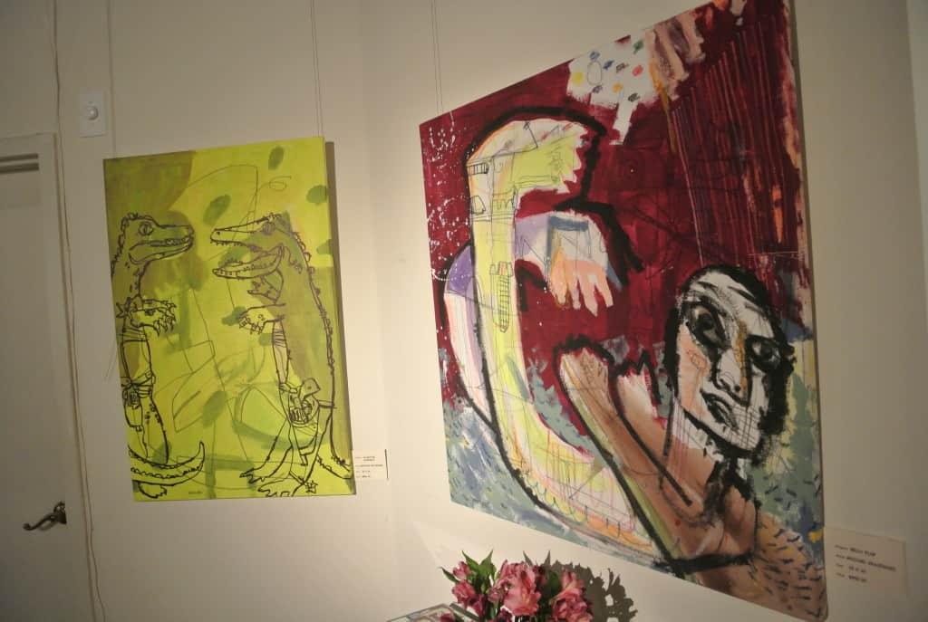 Michael Krajewski's art
