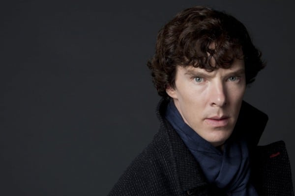 I blame you, Benedict Cumberbatch...you weird handsome alien! :)