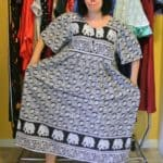 Elephants on Parade:  From MuuMuu to Pre-Fall Top!