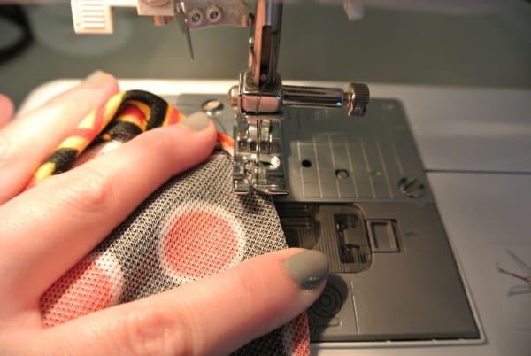 Just a quick lil stitch!