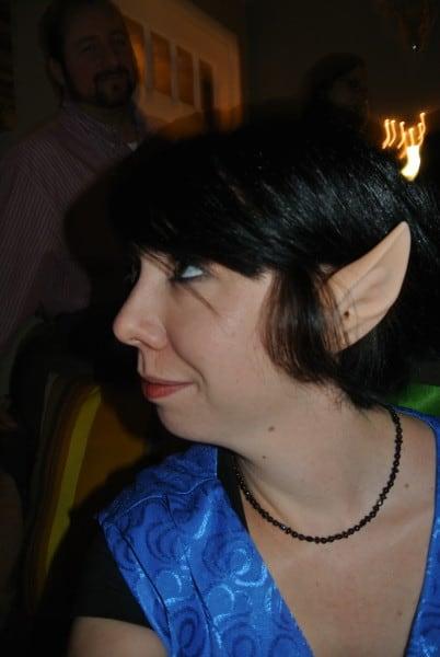 Gotta brush up on my Elvish! ;)