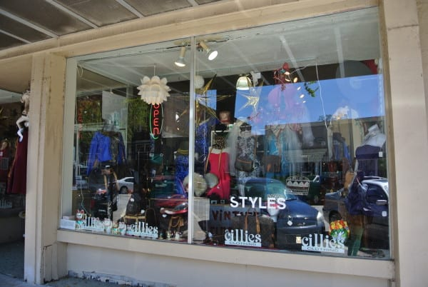 Cillies storefront