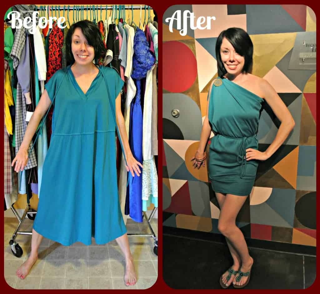 One Dress, Three Ways…The Final Chapter! 6