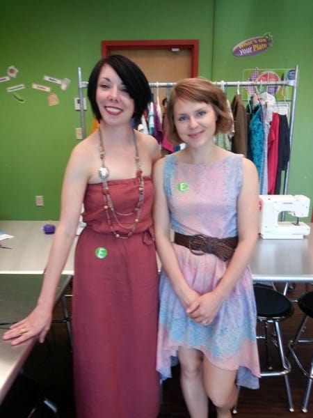 Jillian & Kassie!
