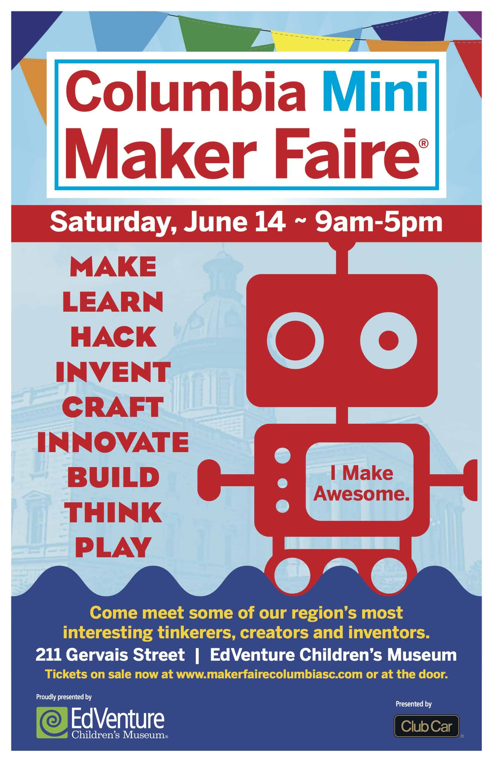 ReFashionista is Coming to the Columbia Maker Faire! 11