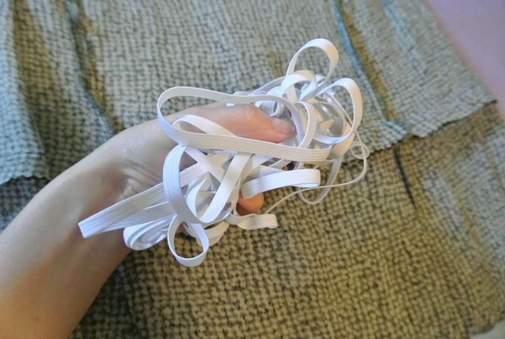 wad of elastic