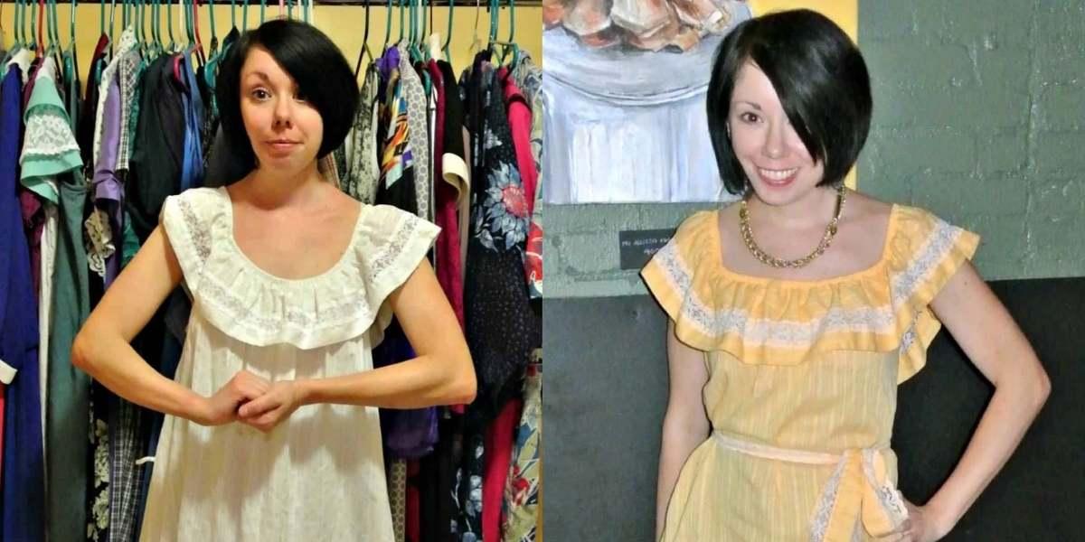 refashionista refashionista Dye It! Lemon Sherbet Dress featured image