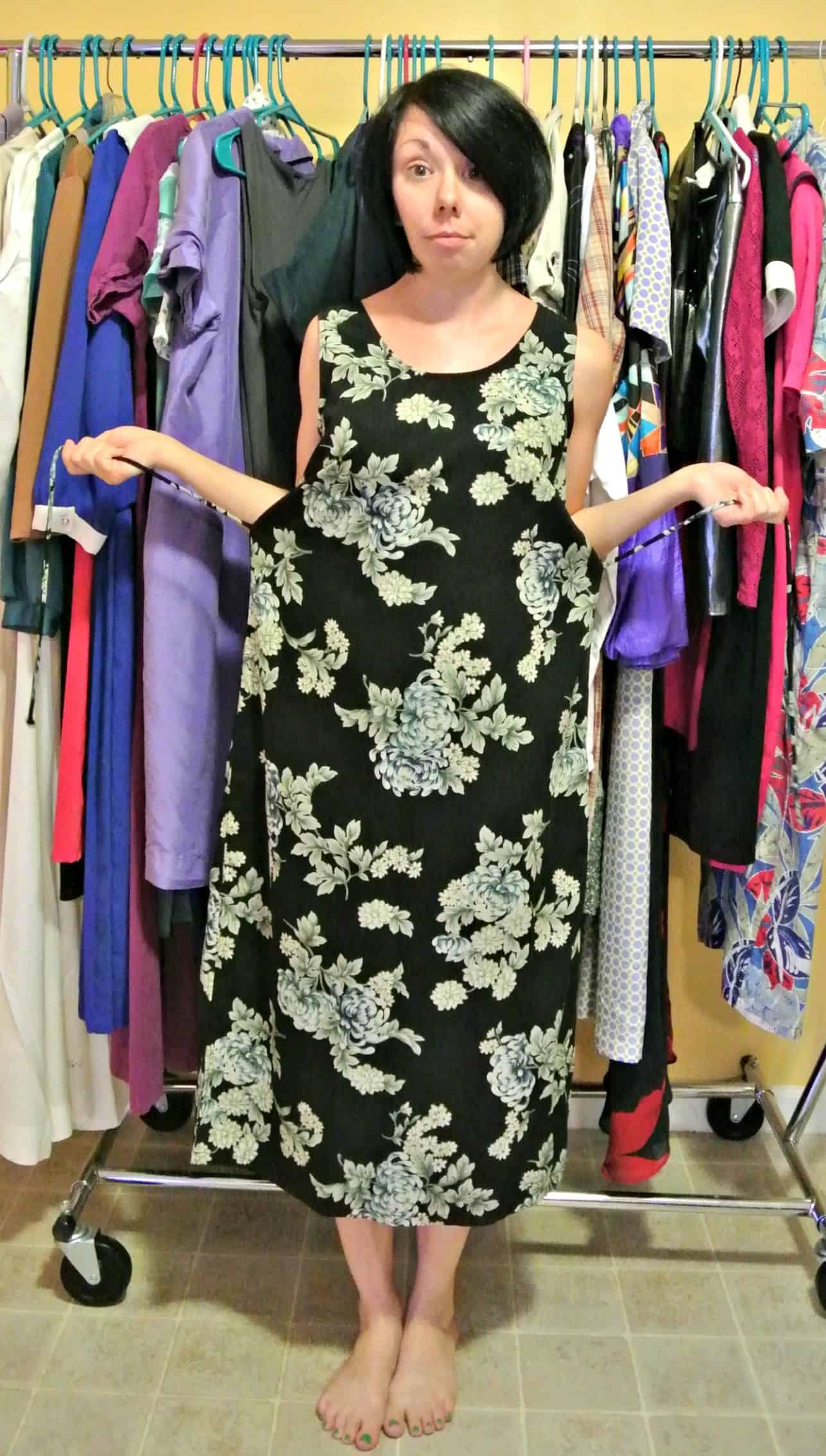 What Would Julia Do? Dress 4
