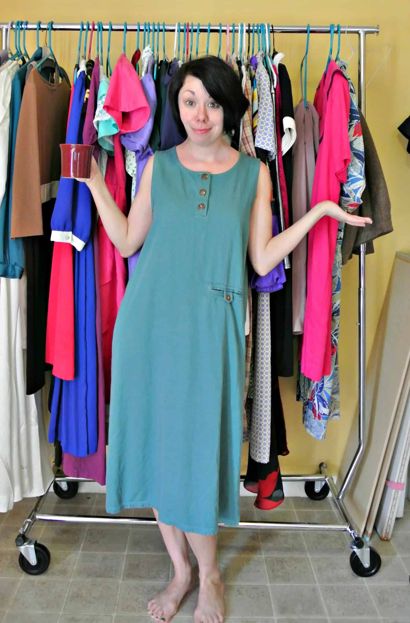 What Would Julia Do? Dress 1