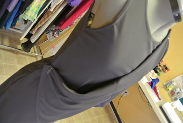 draping fabric for refashion