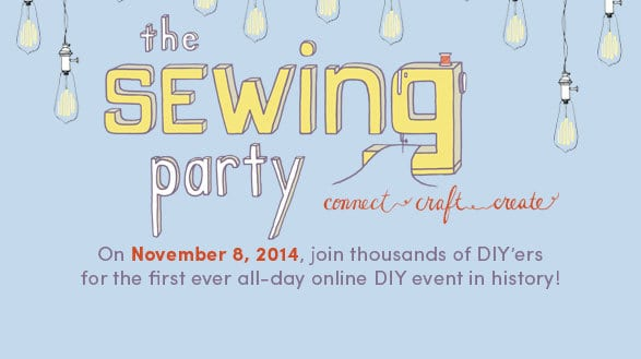 The Sewing Party!!!! 4