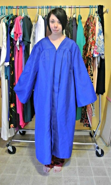 What to do with an Old Graduation Gown before