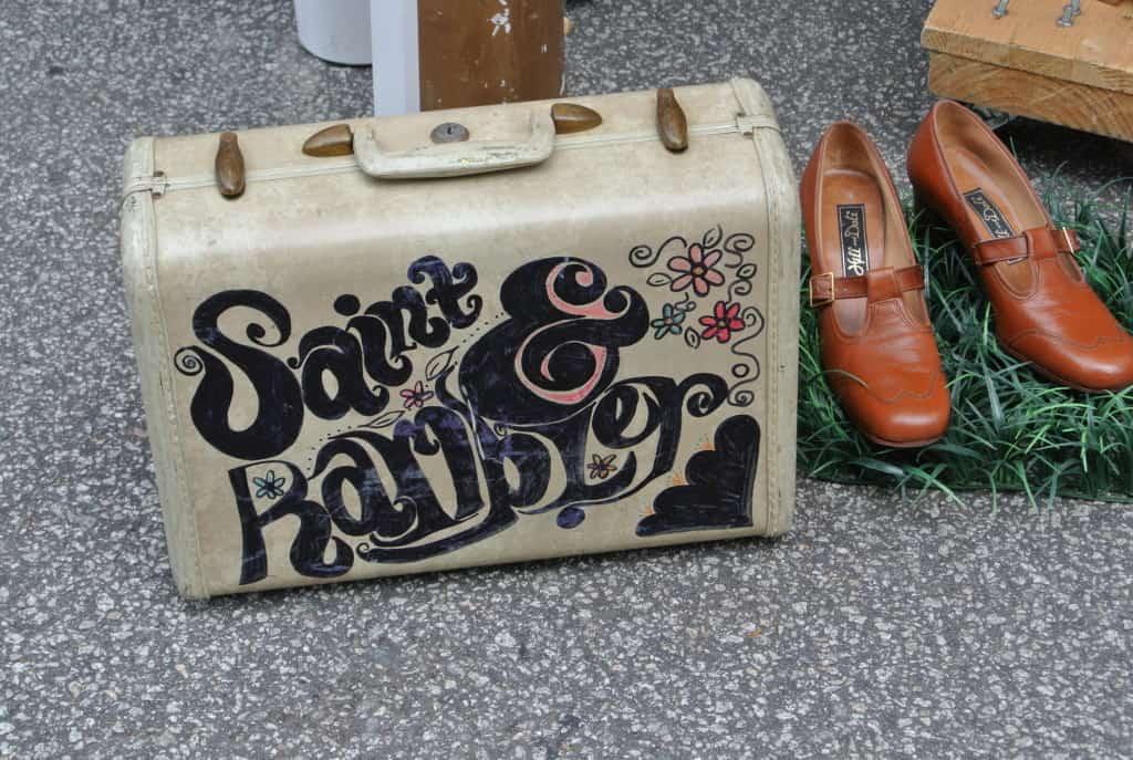 Saint and Harper Suitcase