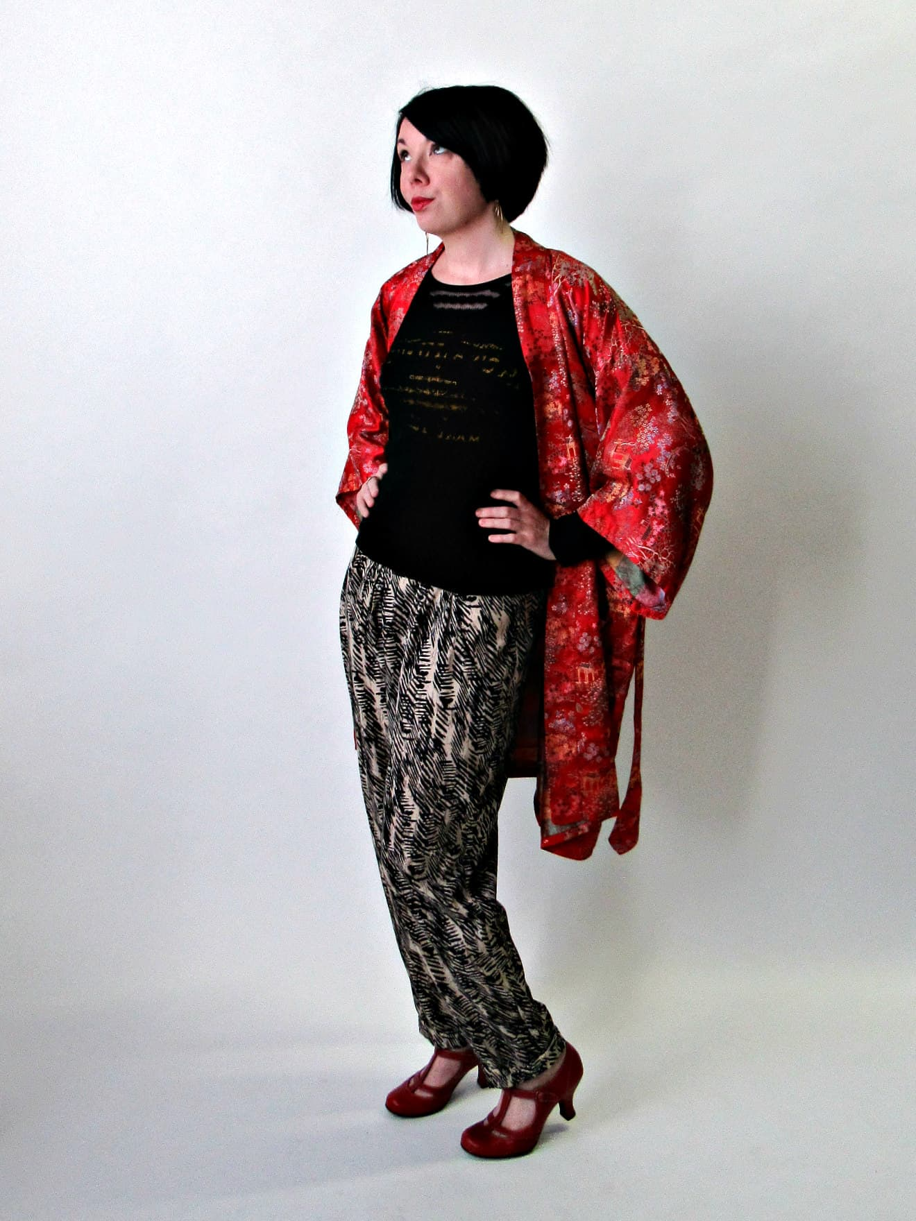 A Glorious Gusset Refashion with Shanika 2