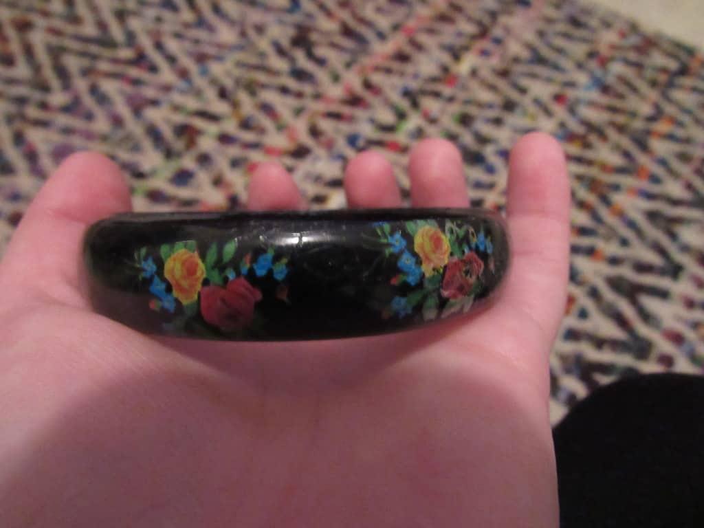 thrifted bracelet