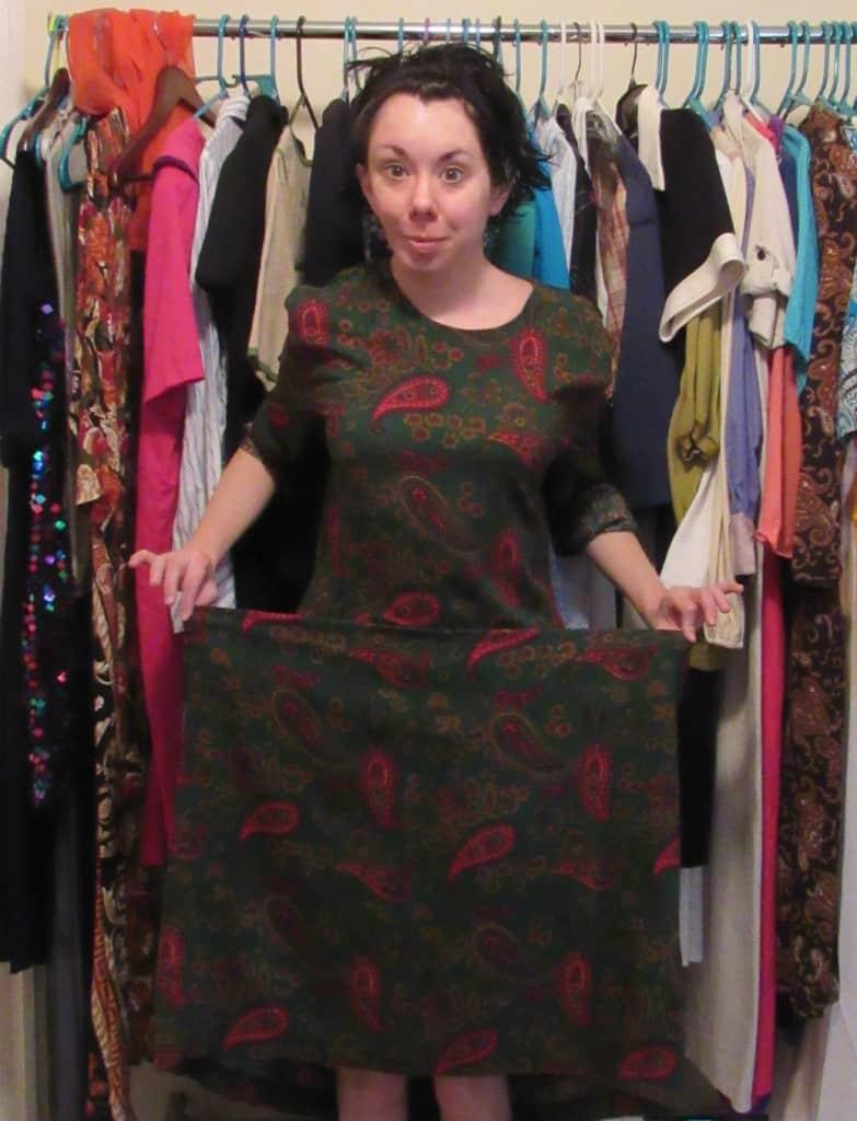 One Dress, Three Ways: Fake Vest Edition II 3