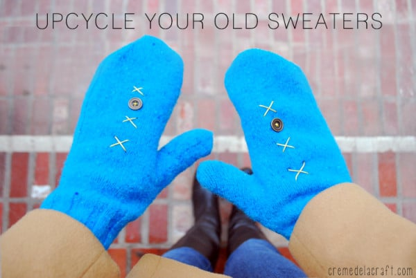 sweatergloves