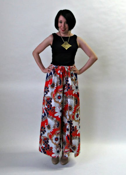 It does look like a lovely skirt.