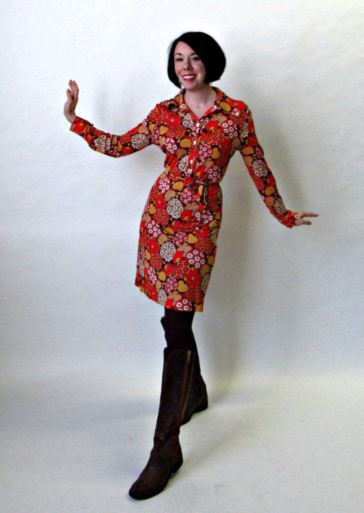 Mad Woman Dress 5